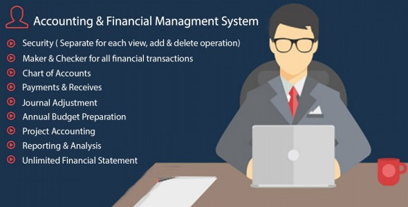 Accounts Managment System