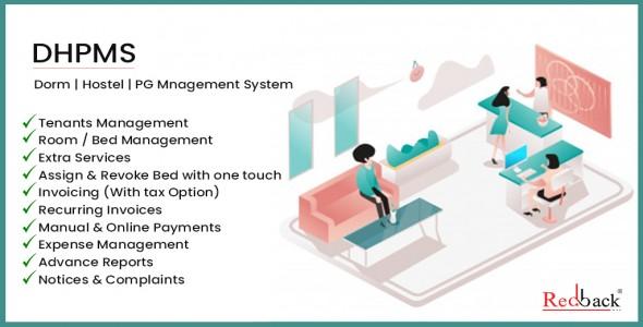 PG Management System